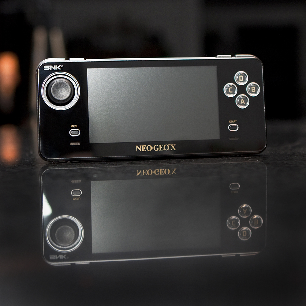 neo geo x gold limited edition review