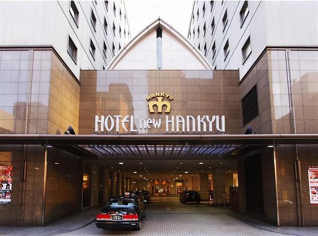 hotel new hankyu osaka review