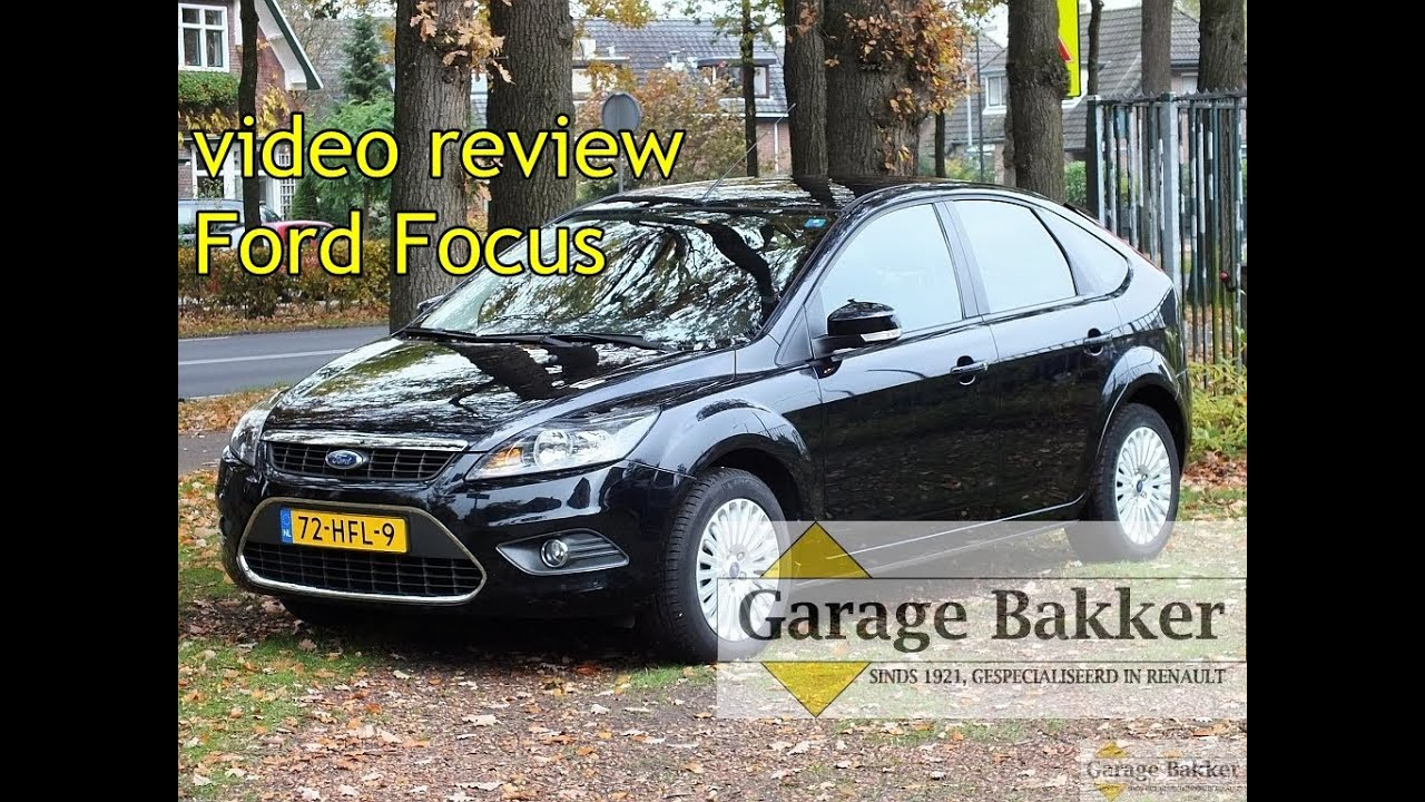 ford focus titanium 2008 review