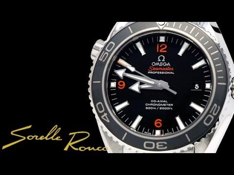 omega planet ocean 45mm review