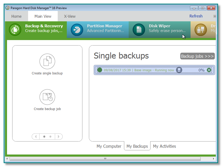 paragon hard disk manager 16 review