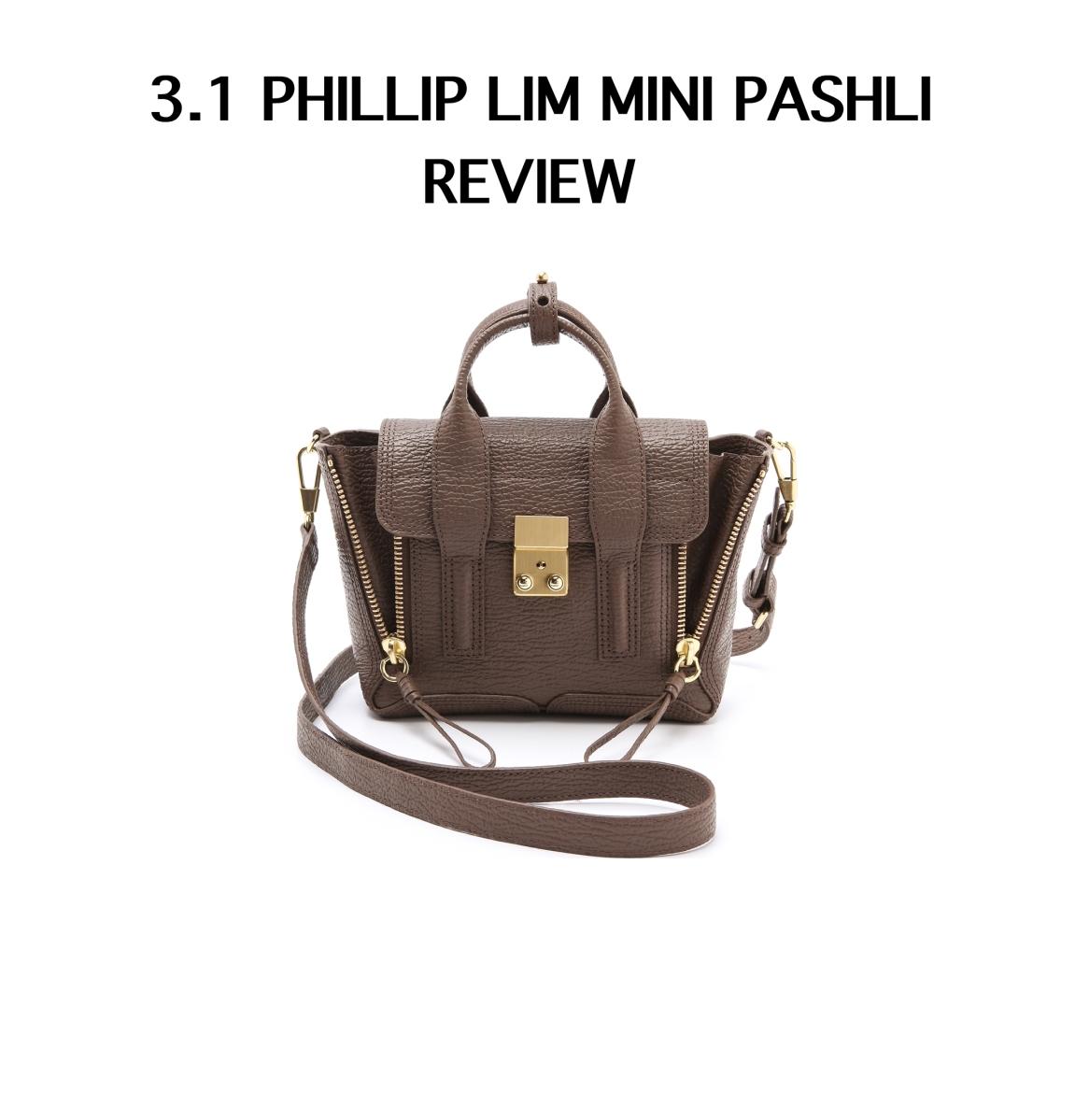 3.1 phillip lim pashli medium satchel review