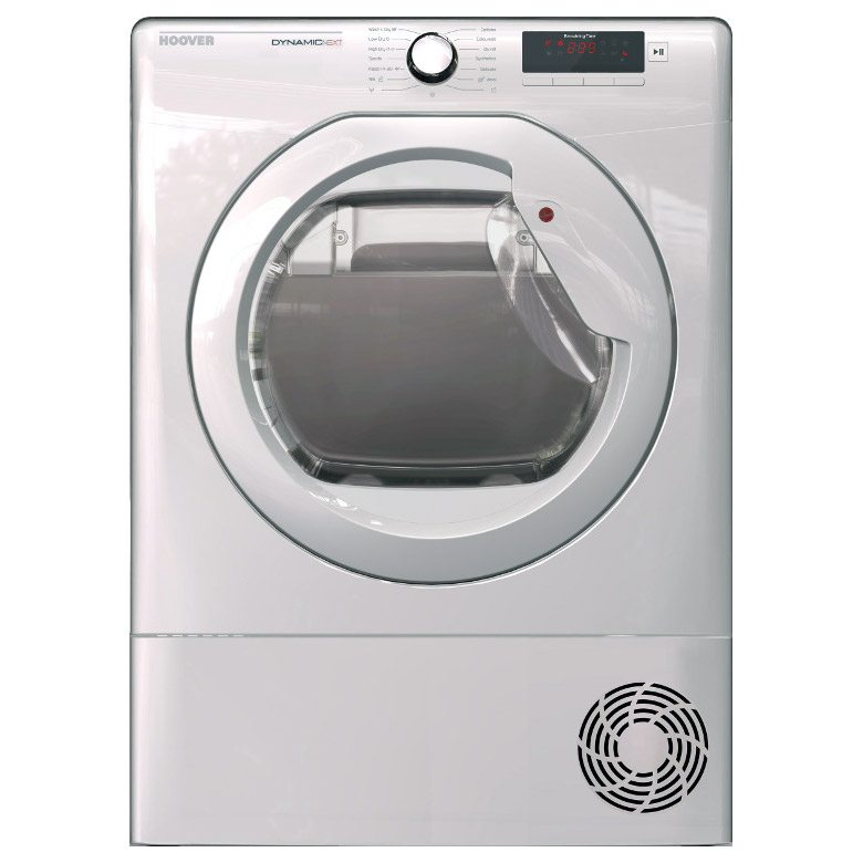 hoover 8kg condenser dryer review