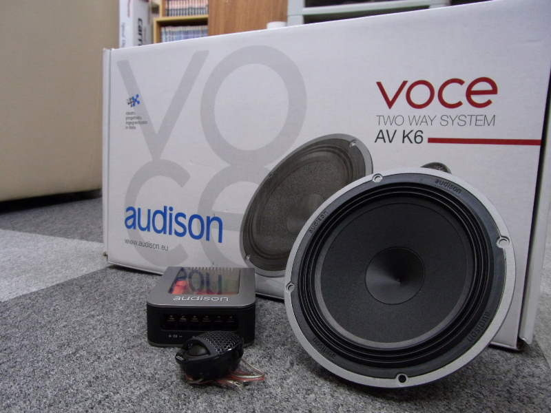 audison voce av k6 review
