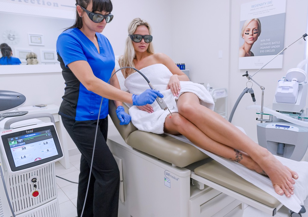 fotona laser hair removal reviews