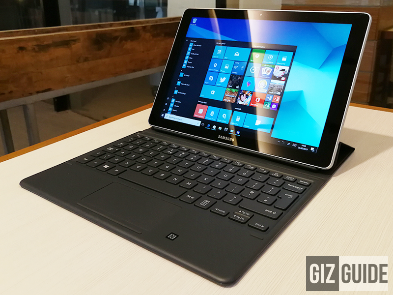 review galaxy book 10.6
