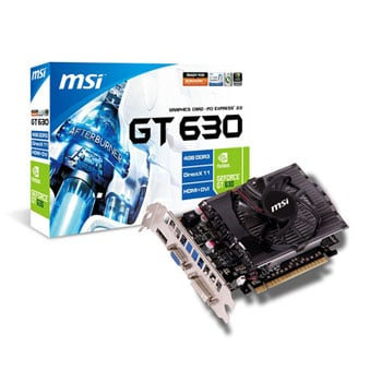 nvidia geforce gt 630 4gb review