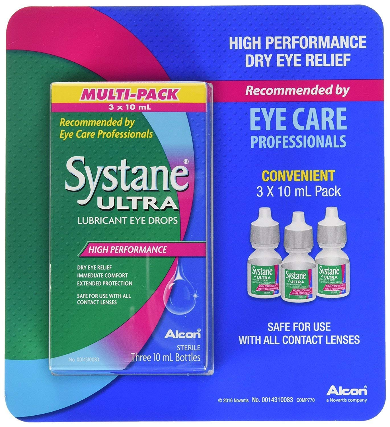 systane ultra lubricant eye drops reviews