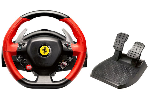 ferrari 458 italia racing wheel for xbox 360 review
