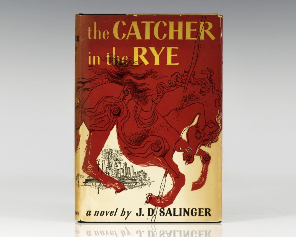 catcher in the rye review 1951