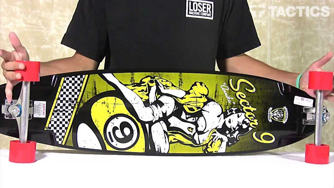sector 9 downhill division review