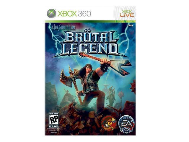 brutal legend xbox 360 review