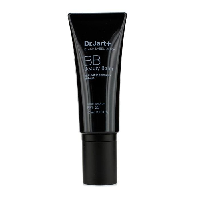 dr jart black label bb cream review