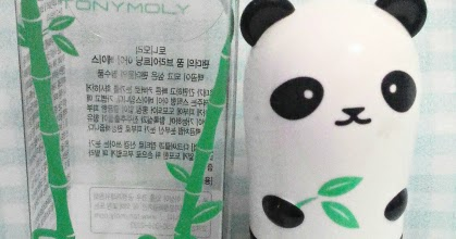 tony moly black tea eye cream review