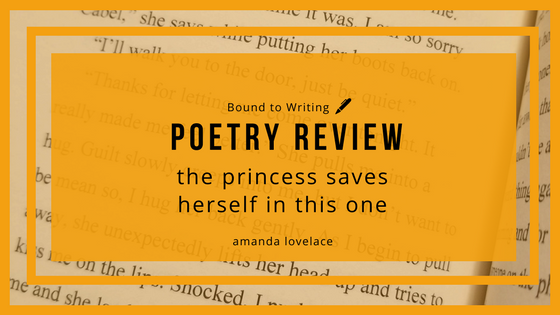 the princess saves herself in this one review