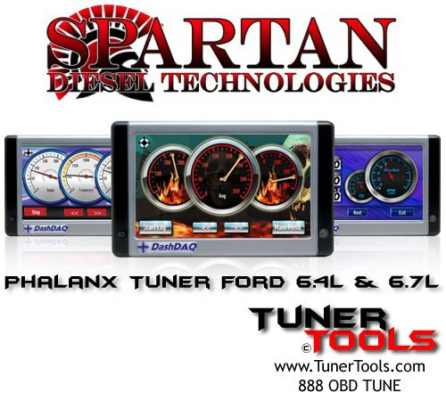 spartan phalanx tuner 6.4 reviews