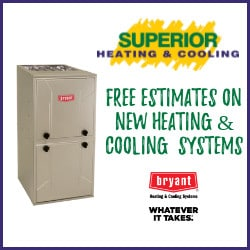 superior heating and cooling reviews