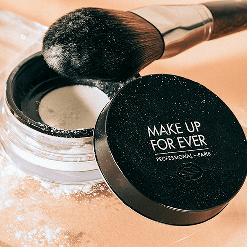 makeup forever ultra hd powder review