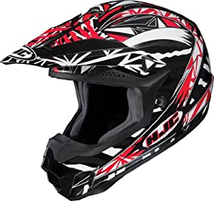 hjc dirt bike helmet review