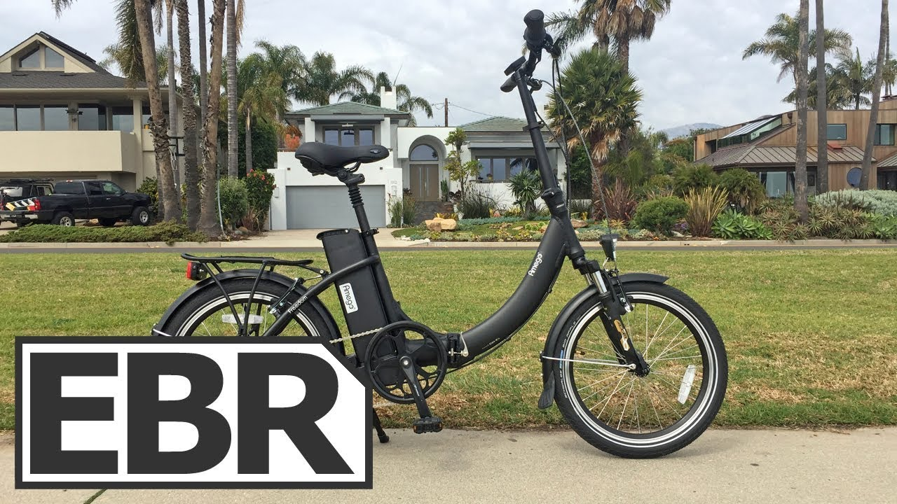 amego folding electric bike review