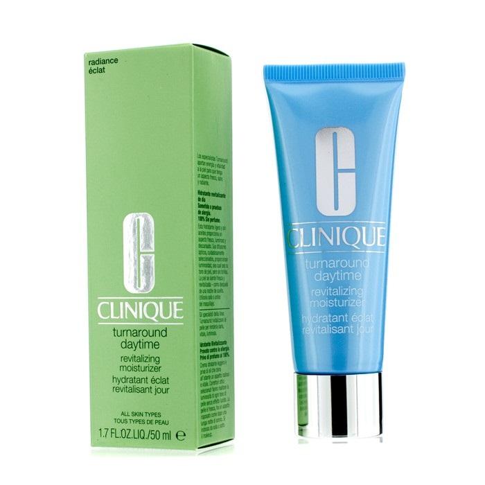 clinique turnaround daytime revitalizing moisturizer reviews