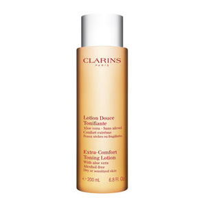 clarins extra comfort toning lotion review