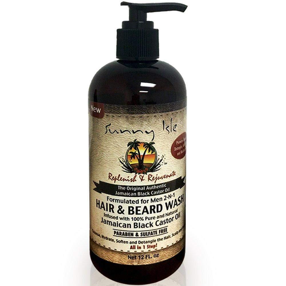 jamaican black castor oil beard growth reviews