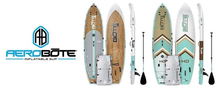 bote inflatable paddle board reviews