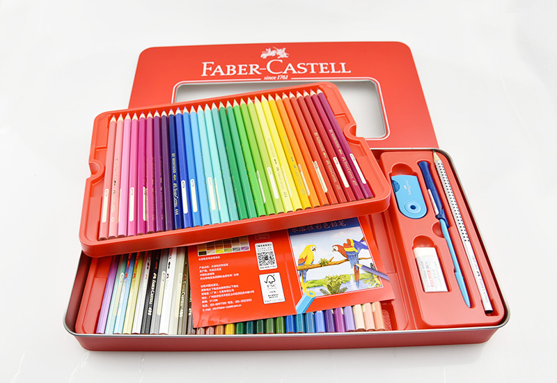 faber castell watercolour pencils review