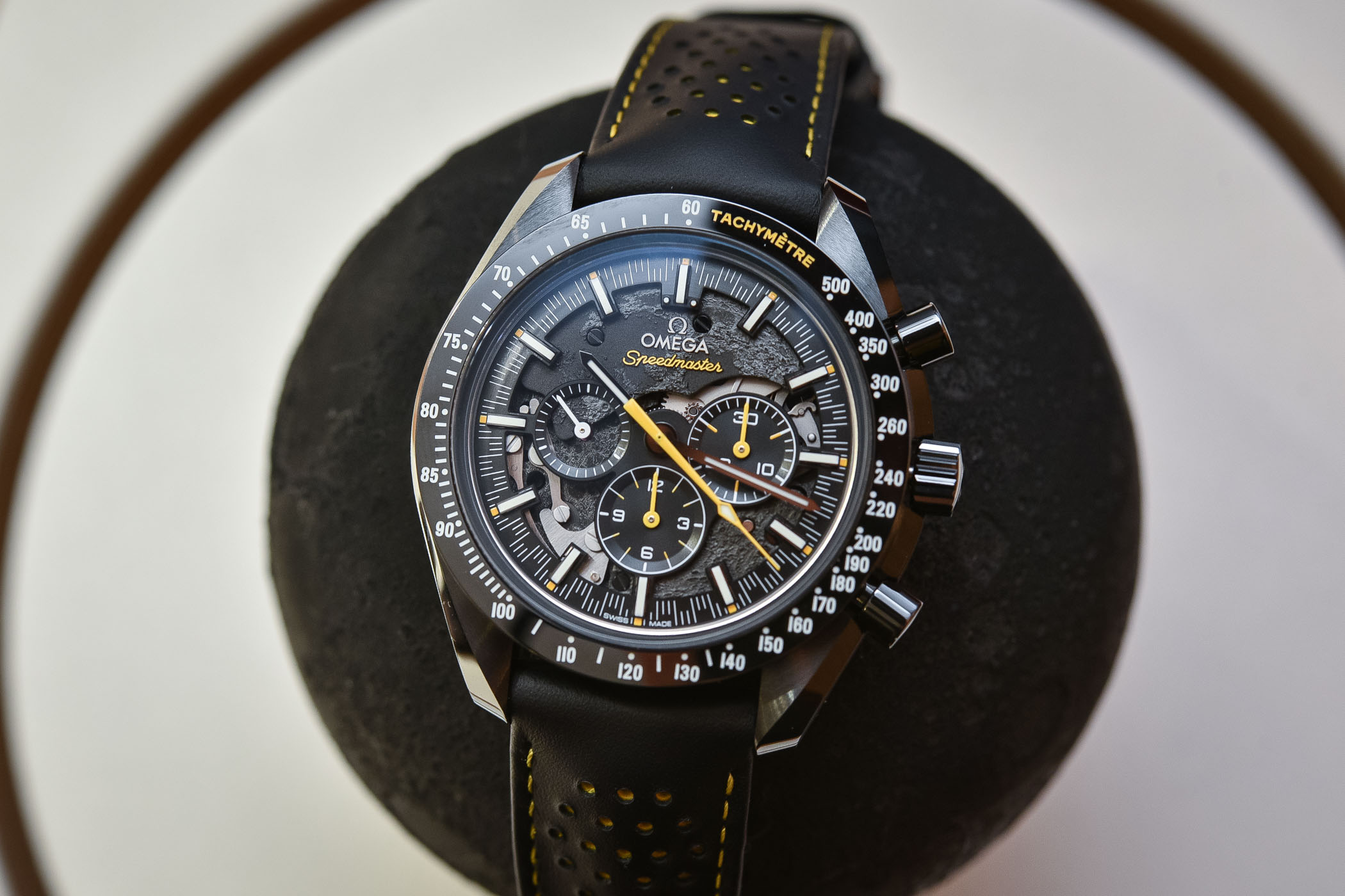 omega dark side of the moon black black review