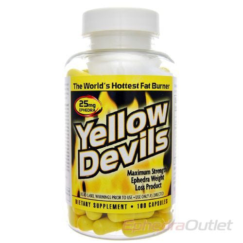 yellow jacket energy pills review