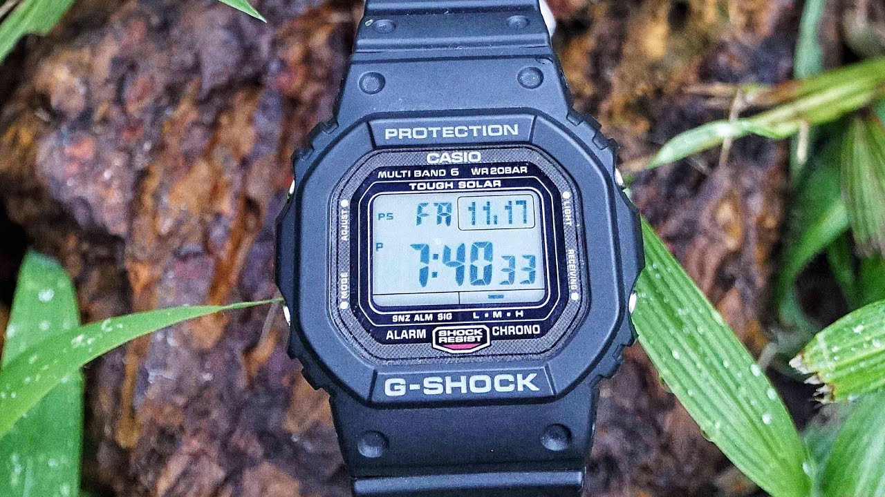 casio gw 5000 1jf review
