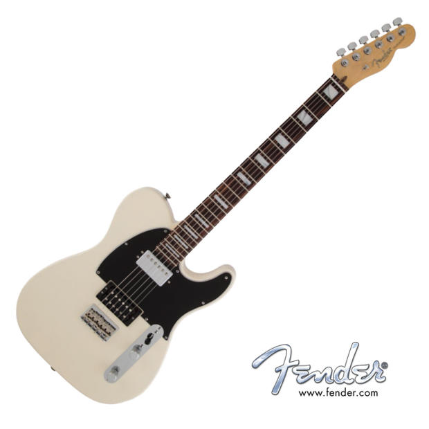 limited edition american standard telecaster hh review