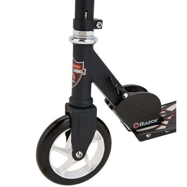 razor black label scooter review