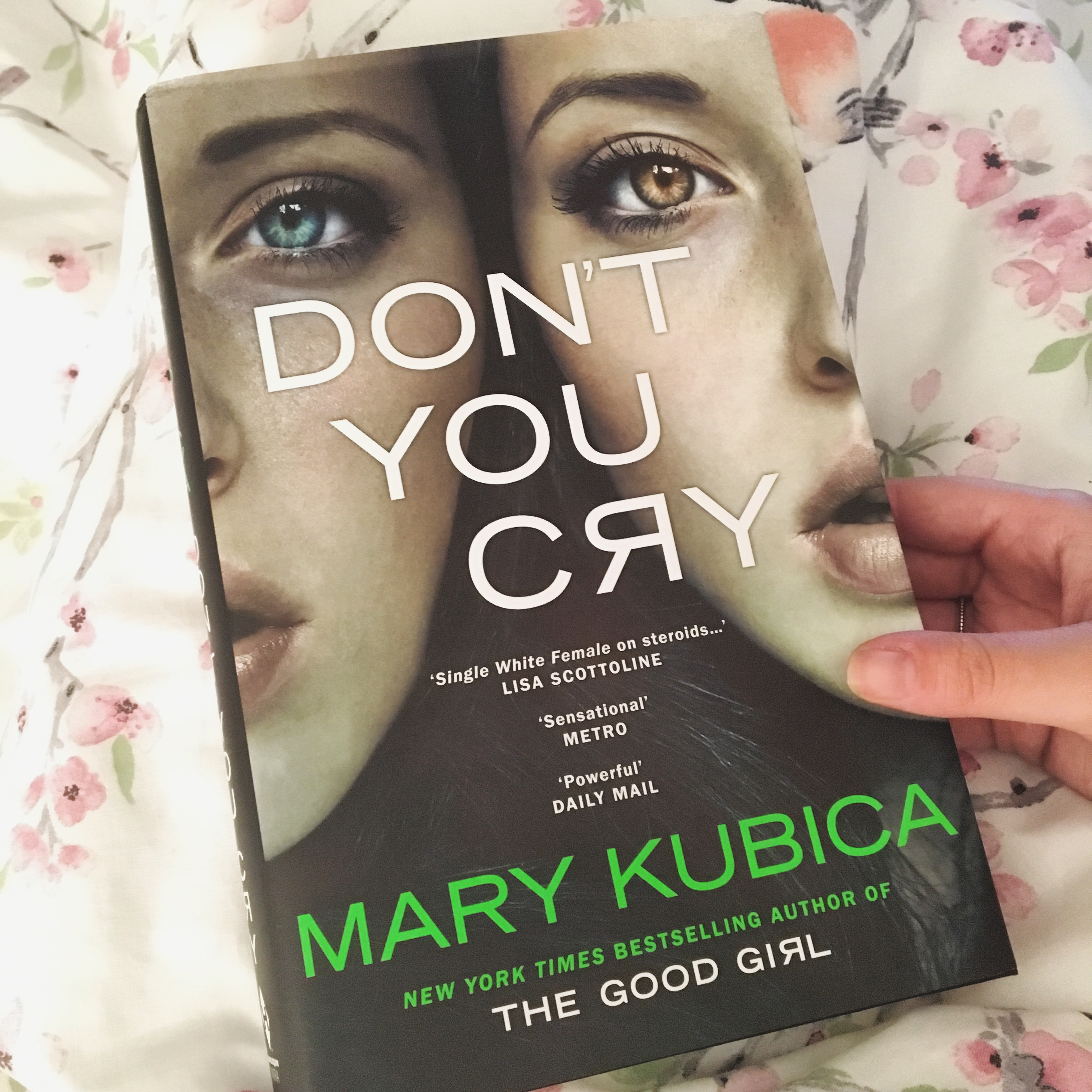 the good girl mary kubica review