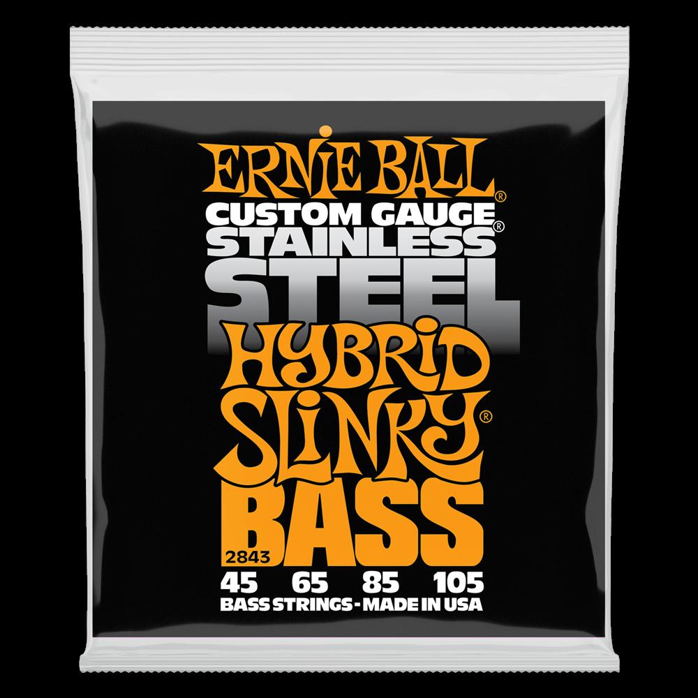 ernie ball hybrid slinky bass review