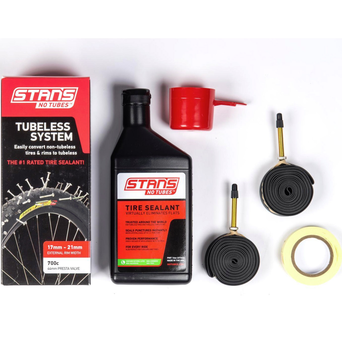 stans no tubes kit review