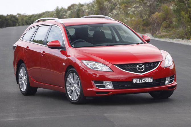 2008 mazda 6 gh series 1 classic review