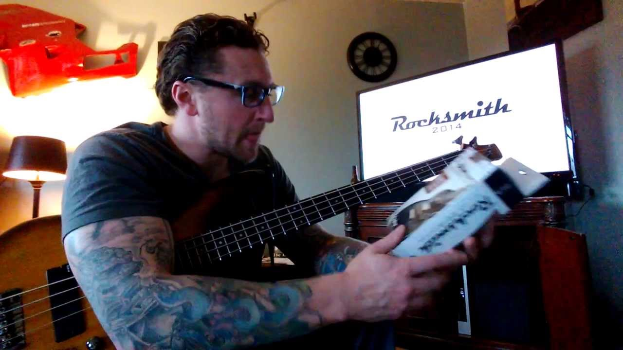 rocksmith review by guitar players