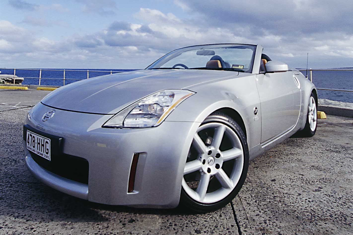 2004 nissan 350z roadster review