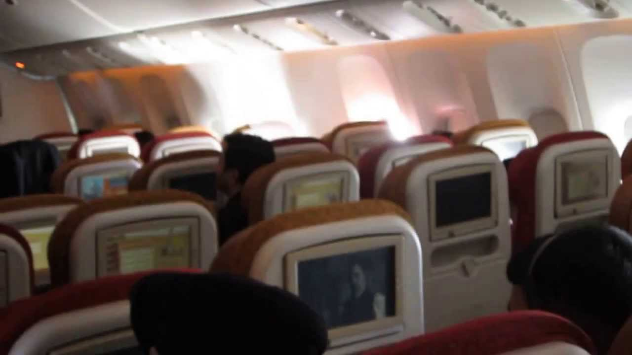 air india delhi to chicago flight review