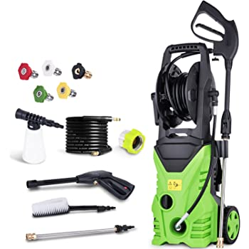 aldi high pressure cleaner 2200w review