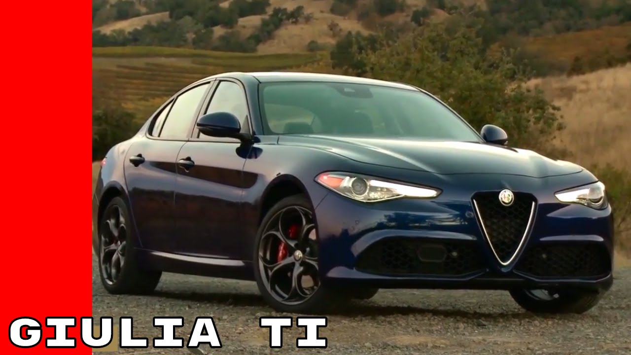 alfa romeo giulia ti review