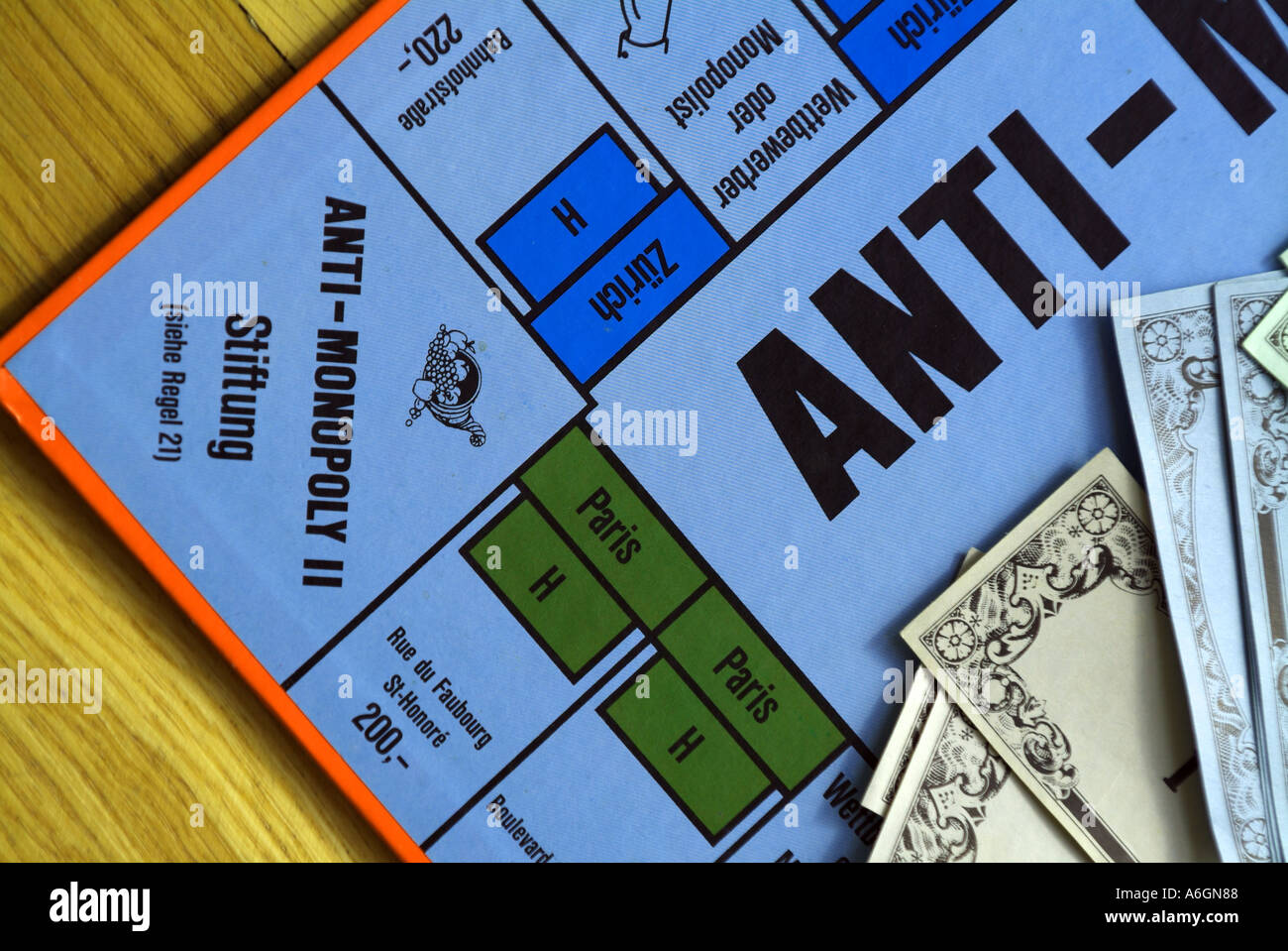 anti monopoly board game review