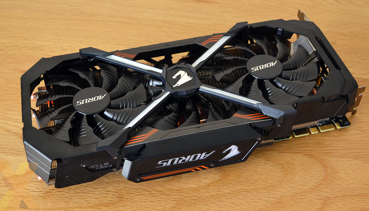aorus geforce gtx 1070 8g review