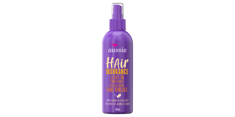 aussie hair insurance leave in conditioner spray review