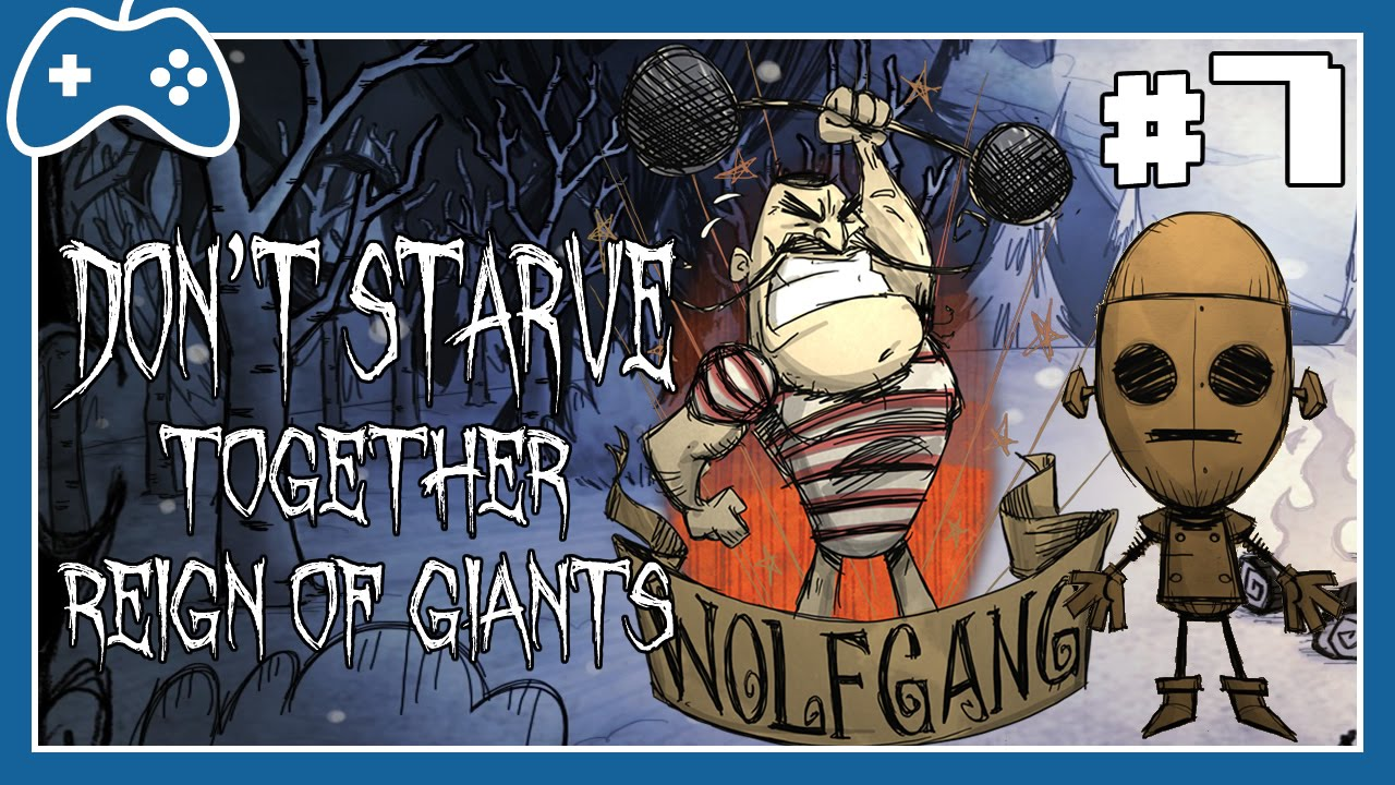 don t starve reign of giants review