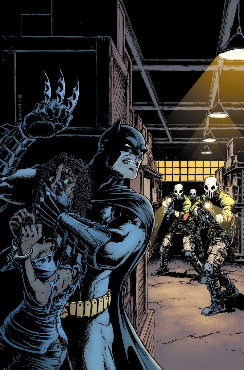 batman the dark knight new 52 review