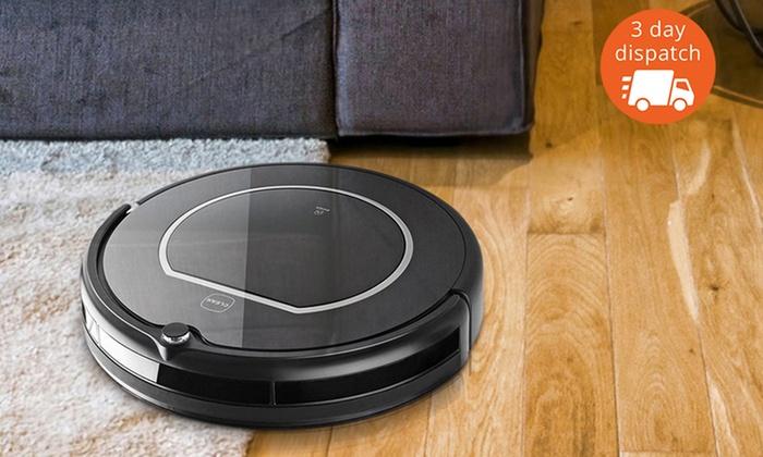 my genie robot vacuum review