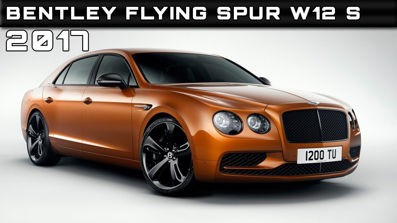 bentley flying spur w12 review